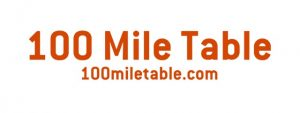 100-mile-table